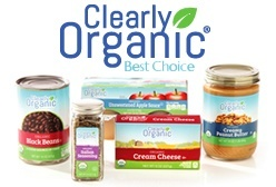 At Clearly Organic, we focus on more healthful alternatives at prices you can afford.