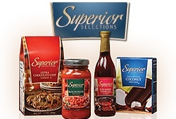 Superior Selections - Bring fine dining home with Superior Selections.