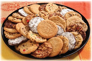 Party Tray - Cookie Tray