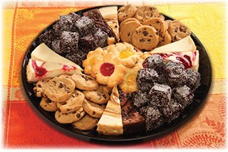 Party Trays - Gourmet Cookie Tray