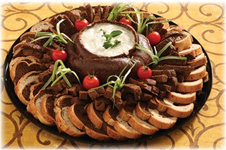 Party Tray - Party Rye Dipper