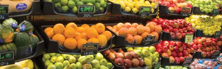Photo of fresh produce.
