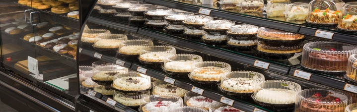 Photo of Bakery Pies and Cakes.