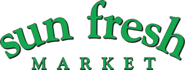 A logo of Sun Fresh
