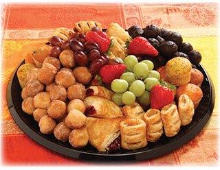 Deli Tray - Breakfast Tray