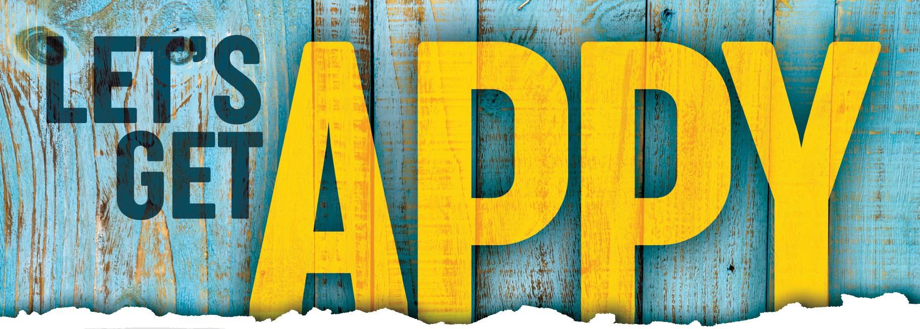 Let's get Appy!